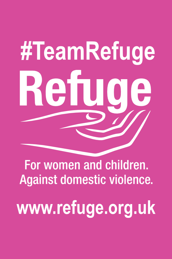 62 miles in August Challenge for Refuge